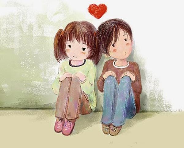 Tớ yêu cậu... - 1