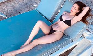 Bộ sưu tập đồ tắm sexy của Hồ Ngọc Hà