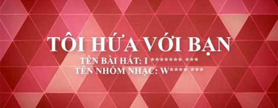 Đoán tên ca khúc Kpop khi được Việt hóa (6) - 4
