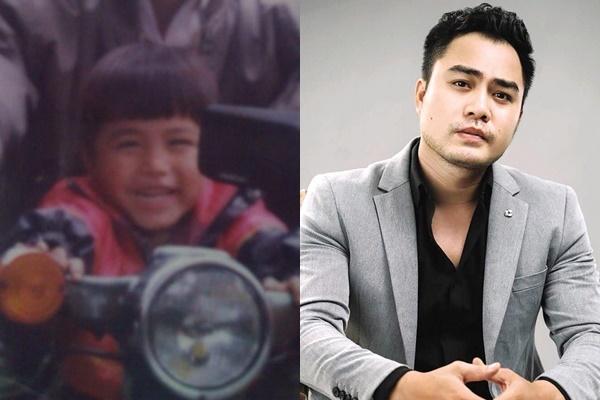Trọng Hùng có gương mặt bụ bẫm thuở nhỏ. Anhsinh năm 1989, tốt nghiệp ĐH Sân khấu Điện ảnh.Vai Khải do anhđảm nhận là nhân vật bị ghét nhất trong phim Về nhà đi con.