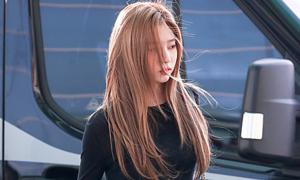 Fan bàn tán về thân hình của Min Joo (IZONE)