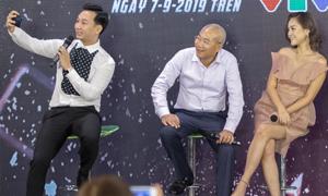 Minh Hà bị nghi né giao lưu với Thu Quỳnh