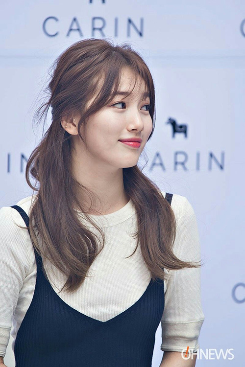 Suzy luôn mang nét đẹp nhẹ nhàng, thơ ngây của mối tình đầu.