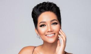 H'Hen Niê xếp thứ 17 'Gương mặt đẹp nhất 2019'
