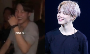 Ji Min (BTS) vướng tin đồn say xỉn ở hộp đêm