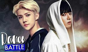 Jung Kook - Se Hun: Ai nhảy đỉnh hơn?