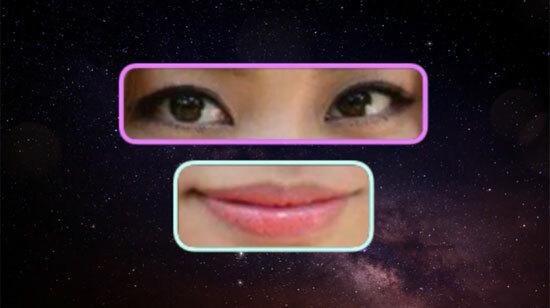 Cặp mắt, đôi môi này là của idol Hàn nào?