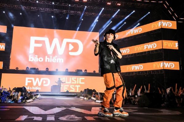 Sơn Tùng M-TP tiếp tục là cái tên được mong đợi nhất tại FWD Music Fest.