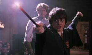 Harry Potter bị cấm vì sử dụng câu thần chú có thật