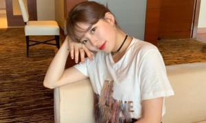 BST áo phông 'đơn giản mà xinh' của Suzy
