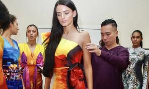 NTK Đỗ Trịnh Hoài Nam casting người mẫu ở New York