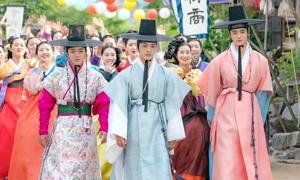'Flower Crew: Joseon Marriage Agency' chưa lên sóng đã gây chú ý