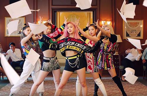 Những nhóm Kpop được cover nhiều nhất trong 2019 - 3