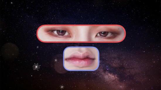 Cặp mắt, đôi môi này là của idol Hàn nào? (2) - 3