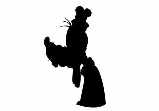 Nhìn bóng đoán nhân vật Disney - 8