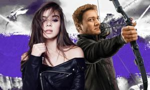 Ứng viên đầu tiên cho Hawkeye phiên bản nữ