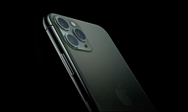 iPhone 11 Pro có 3 camera.