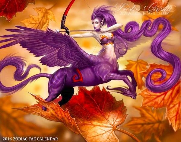 Nhân Mã mang dáng dấp của một chiến binh với tạo hình đầu người, mình ngựa.