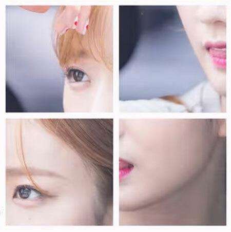 Trộn 4 mảnh ghép lộn xộn, bạn có biết đó là idol Kpop nào? (7) - 6
