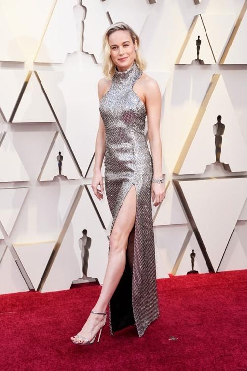Brie Larson là gương mặt được đánh giá cao về diễn xuất tại Hollywood.  Nữ diễn viên sinh năm 1989 nhận được giải Oscar với bộ phim Room (2015). Năm nay, Brie Larson tiếp tục gây chú ý khi vào vai Đại úy Marvel trong bộ phim cùng tên và Avengers: Endgame.