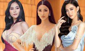 Đại diện Việt Nam ở 6 cuộc thi sắc đẹp lớn nhất 2019
