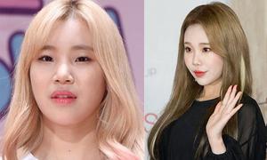 Nhan sắc của những idol từng bị chê 'xấu nhất Kpop'