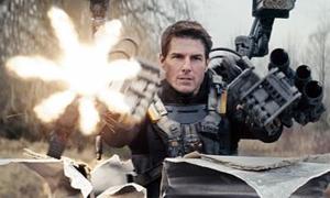 Những cảnh hành động nghẹt thở của Tom Cruise