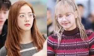 Loạt kính 'đeo cho vui' mà giá 'trên trời' của idol Hàn