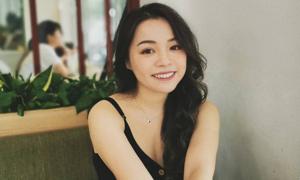 Blogger Trinh Phạm khoe con đầu lòng