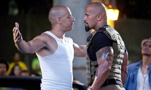 Những hiềm khích âm ỉ của nội bộ đoàn phim 'Fast & Furious'