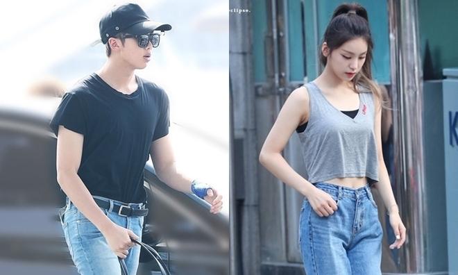 RM (BTS) và Yeji (ITZY) có tỷ lệ cơ thể chuẩn nhất Kpop