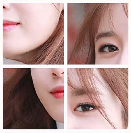 Trộn 4 mảnh ghép lộn xộn, bạn có biết đó là idol Kpop nào? (8) - 4
