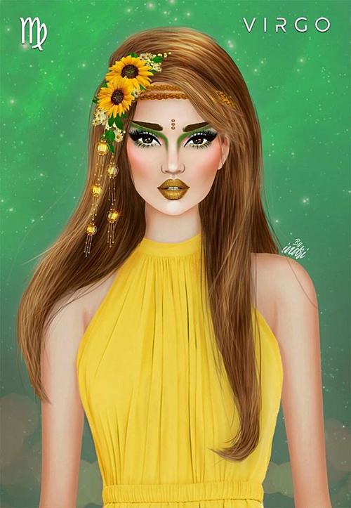 Gợi ý kiểu làm tóc và makeup ấn tượng theo 12 cung hoàng đạo - 5