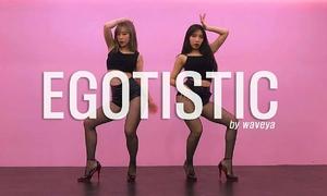 Nhóm nhảy Hàn cover vũ đạo 'Egotistic' (AOA)