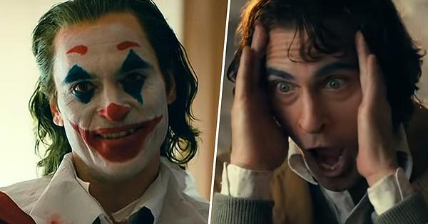 Joker phiên bản mới nhất do Joaquin Phoenix thể hiện.