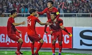 Việt Nam gặp UAE, Triều Tiên tại VCK U23 châu Á 2020