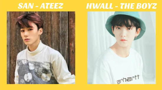 Idol Kpop nào ít tuổi hơn? - 1