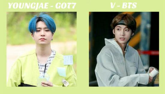 Idol Kpop nào ít tuổi hơn? - 7