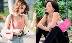 4 mỹ nhân Việt có 'gia tài' đồ màu hồng đồ sộ