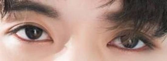 Đôi mắt mạnh mẽ, quyến rũ này là của nam idol Kpop nào? - 5