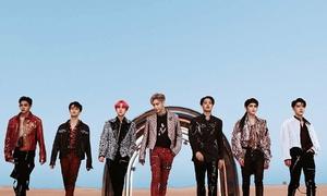 SuperM tung teaser MV 'Jopping' siêu hoành tráng