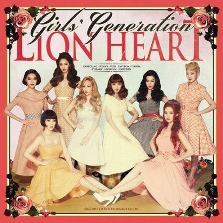Girls Generation: Lion Heart