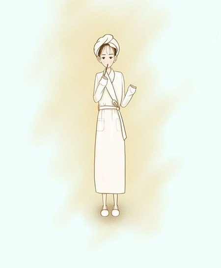 Đoán phim Hàn qua hình vẽ dễ thương (5) - 2