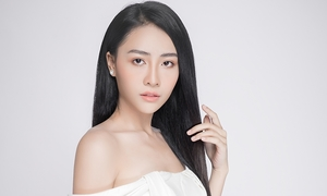 Cháu gái Trang Nhung khoe vẻ thanh xuân