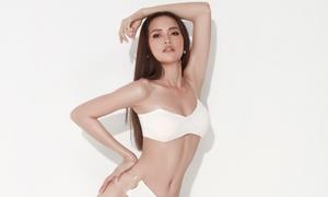 Ngọc Châu bốc lửa trước thềm Miss Supranational 2019