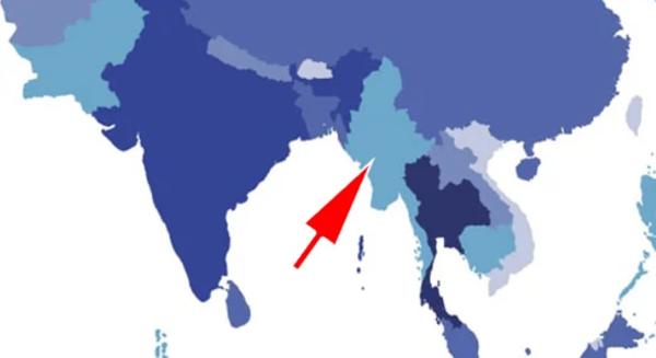 Các anh tài Địa lý thử sức nhận diện quốc gia trên bản đồ (2) - 6