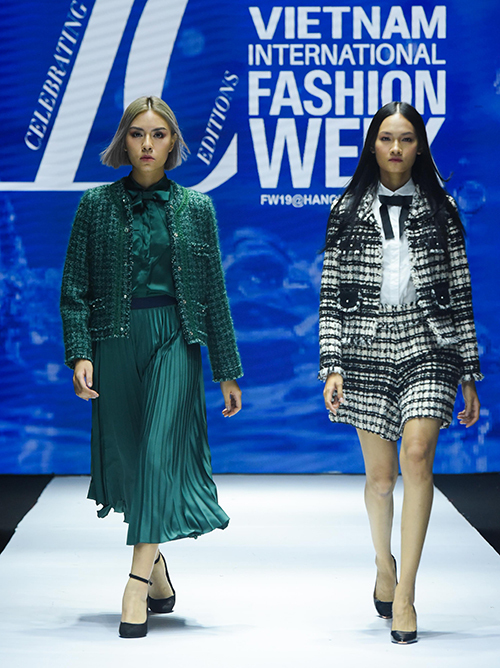Tuần lễ Thời trang Quốc tế Việt Nam – Aquafina Vietnam International Fashion Week Thu Đông 2019 (AVIFW F/W 2019) – A Fashion Journey sẽ diễn ra từ 28-31/10 tại Trung tâm Hội nghị Quốc gia Việt Nam, Hà Nội.