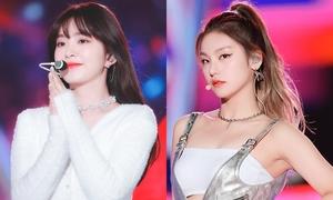 ITZY được khen tỏa sáng hơn Red Velvet tại lễ hội âm nhạc