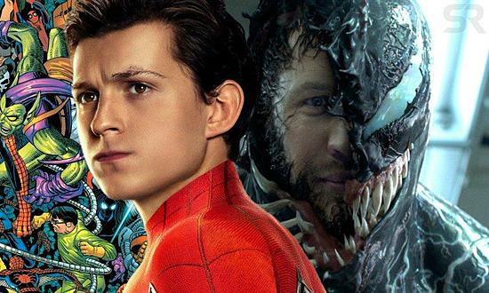 Sẽ có cross-over giữa Venom và Spider-Man
