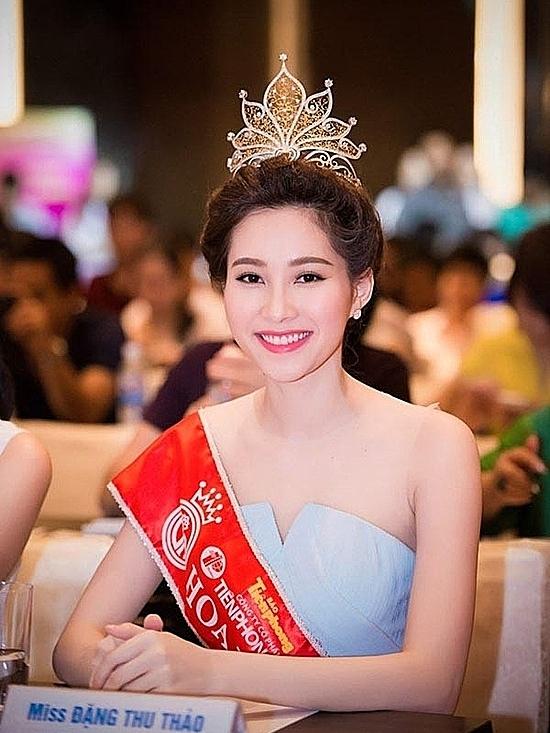 4 chiếc vương miện đắt đỏ của Hoa hậu Việt Nam - 2